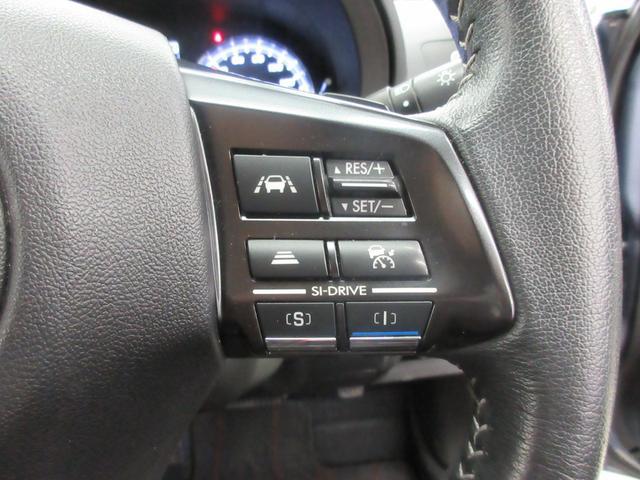 1.6GTアイサイト 衝突軽減ブレーキ 横滑り防止 純正Mナビ バックカメラ ETC スマートキー LEDライト クルーズコントロール オートライト ヘッドライトウォッシャー ドラレコ アイドリングストップ(27枚目)