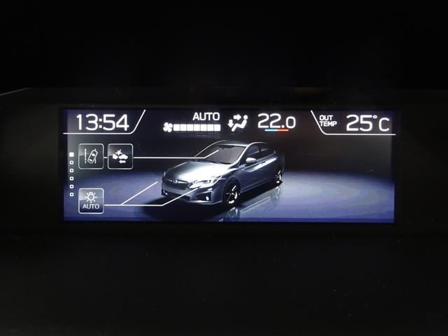 1.6i-L アイサイト 新品夏タイヤ ナビ バックカメラ スマートキー LEDライト レーンアシスト オートライト 寒冷地仕様(18枚目)