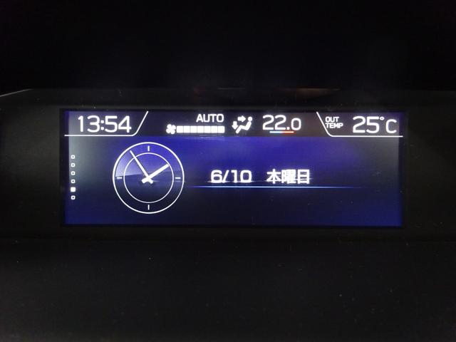 1.6i-L アイサイト 新品夏タイヤ ナビ バックカメラ スマートキー LEDライト レーンアシスト オートライト 寒冷地仕様(21枚目)