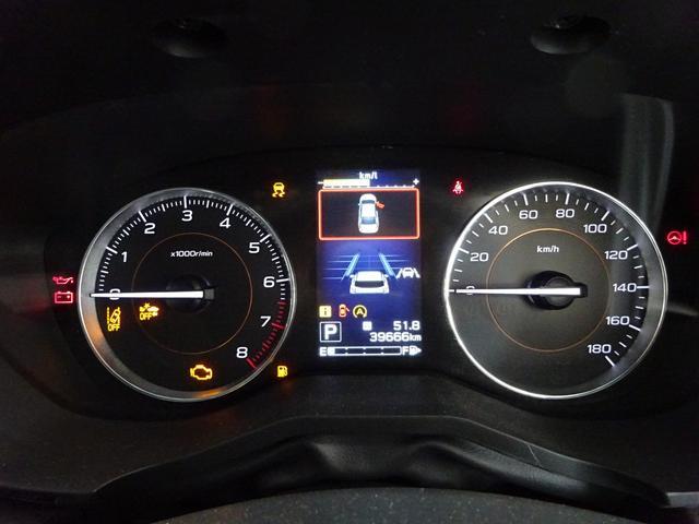 1.6i-L アイサイト 新品夏タイヤ ナビ バックカメラ スマートキー LEDライト レーンアシスト オートライト 寒冷地仕様(23枚目)