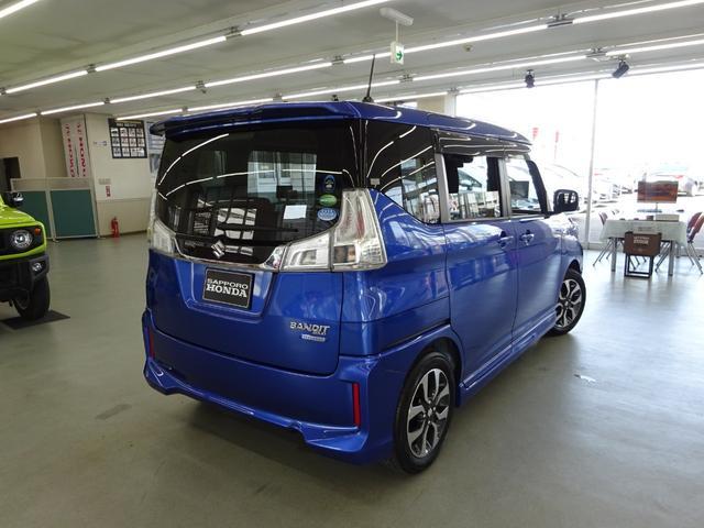 ハイブリッドMV 4WD 衝突軽減ブレーキ レーンキープ クルーズコントロール メモリーナビ フルセグ バックカメラ 寒冷地仕様 ETC 左右電動スライドドア シートヒーター(6枚目)