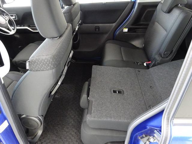 ハイブリッドMV 4WD 衝突軽減ブレーキ レーンキープ クルーズコントロール メモリーナビ フルセグ バックカメラ 寒冷地仕様 ETC 左右電動スライドドア シートヒーター(38枚目)