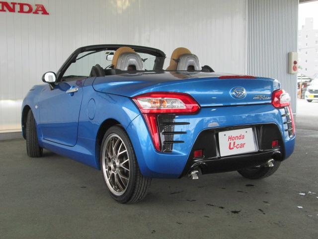 「ダイハツ」「コペン」「オープンカー」「北海道」の中古車76