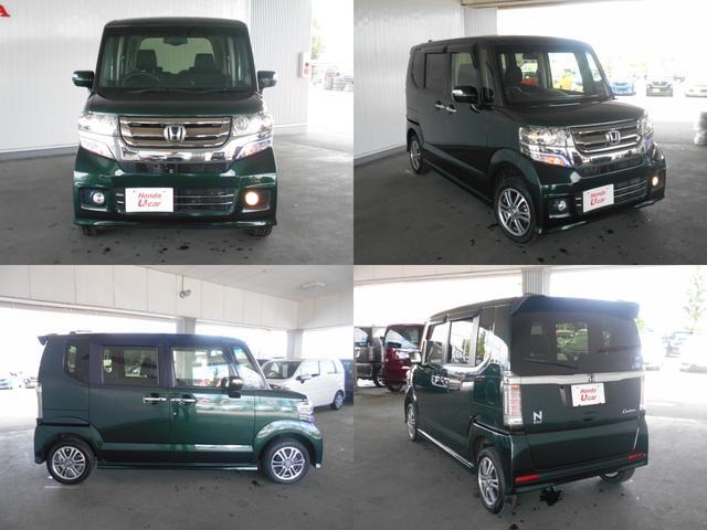 「ホンダ」「N-BOXカスタム」「コンパクトカー」「北海道」の中古車2