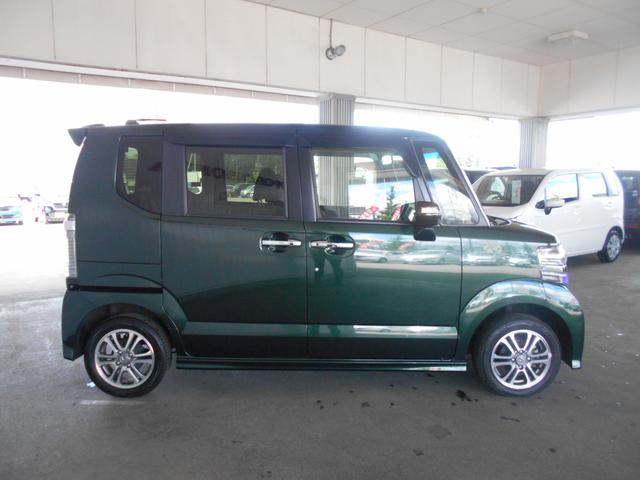「ホンダ」「N-BOXカスタム」「コンパクトカー」「北海道」の中古車11