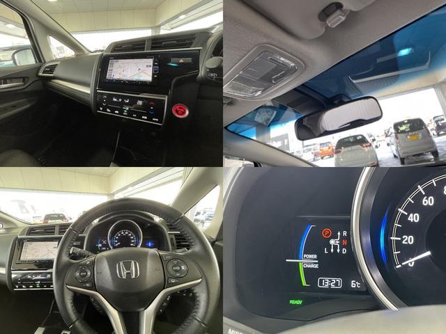 L ホンダセンシング 4WD 純正メモリーナビ フルセグTV ETC スマートキー サイドエアバッグ LEDヘッドライト(9枚目)