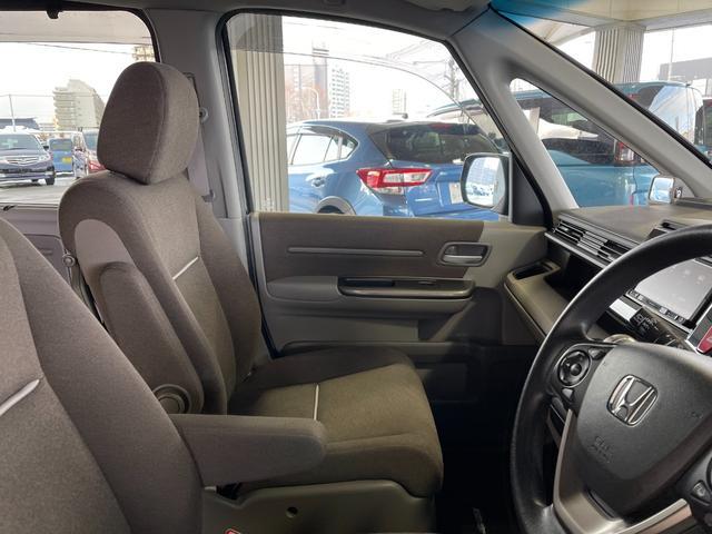 G ホンダセンシング 4WD 社外ナビ 両側電動スライド バックカメラ ETC スマートキー VSA レーンキープ 追突軽減ブレーキ 踏み間違え防止 HONDA 運輸局指定工場店 整備保証付(51枚目)