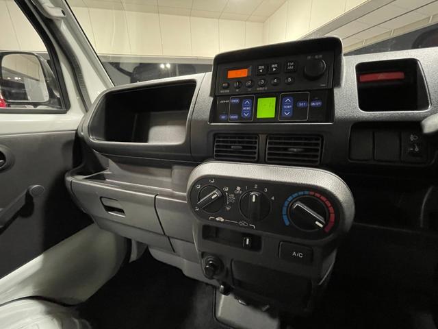 冷凍車 4WD マニュアル車 R型左側スライド扉(19枚目)