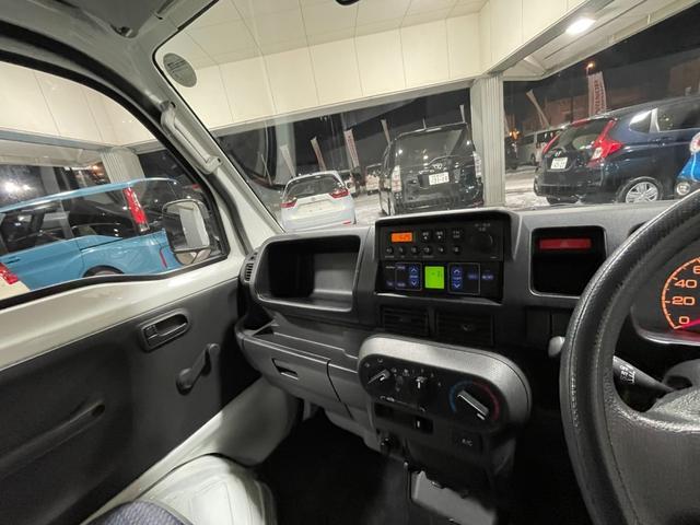 冷凍車 4WD マニュアル車 R型左側スライド扉(26枚目)