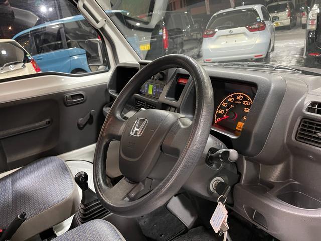 冷凍車 4WD マニュアル車 R型左側スライド扉(33枚目)