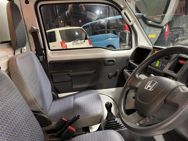 冷凍車 4WD マニュアル車 R型左側スライド扉(34枚目)
