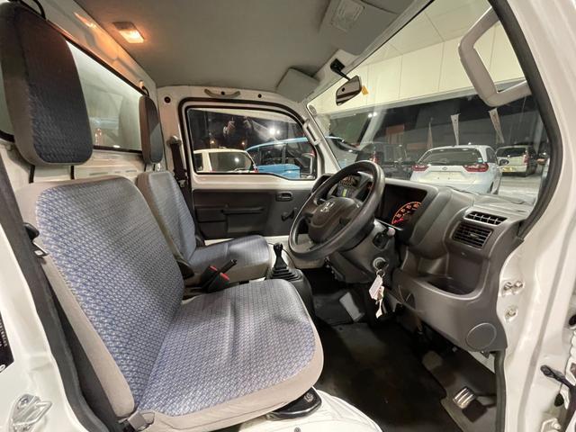 冷凍車 4WD マニュアル車 R型左側スライド扉(35枚目)