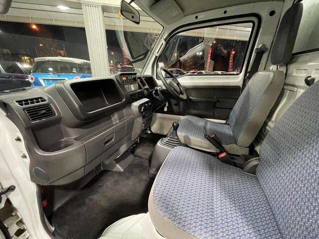 冷凍車 4WD マニュアル車 R型左側スライド扉(38枚目)