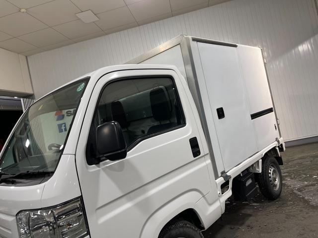 冷凍車 4WD マニュアル車 R型左側スライド扉(55枚目)