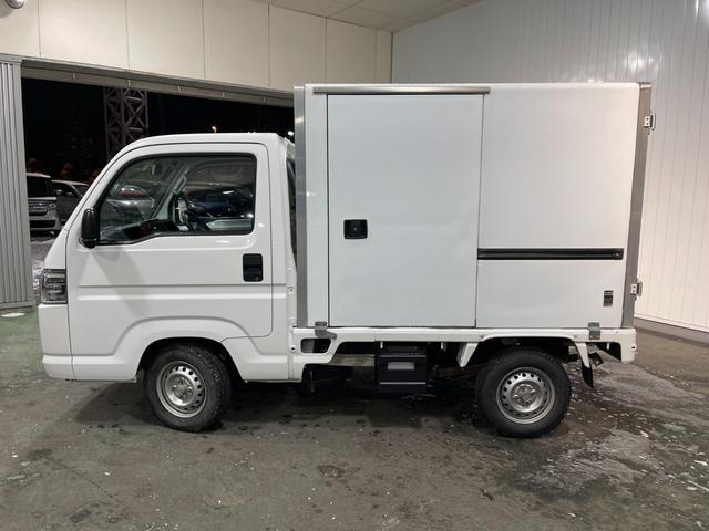 冷凍車 4WD マニュアル車 R型左側スライド扉(56枚目)