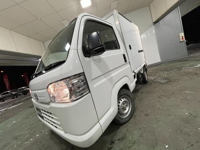 冷凍車 4WD マニュアル車 R型左側スライド扉(71枚目)