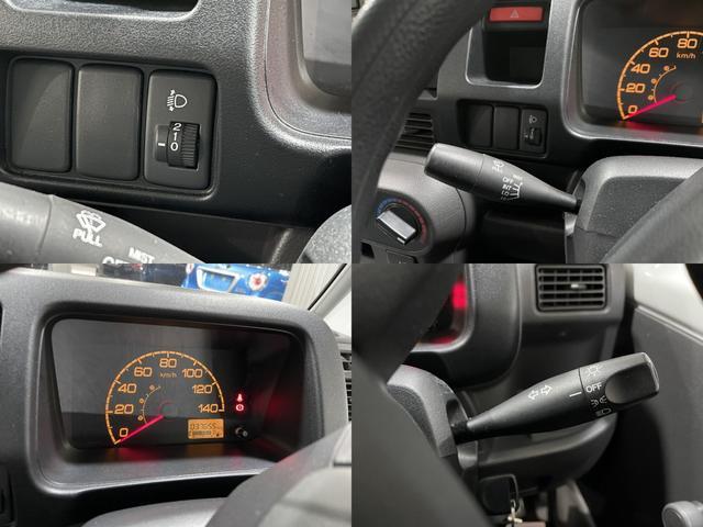冷凍車 4WD マニュアル車 R型左側スライド扉(77枚目)