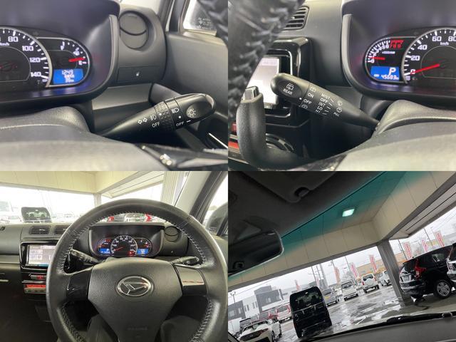 カスタム RS 4WD 社外ナビ バックカメラ 社外エンジンスターター スマートキー オートエアコン(7枚目)