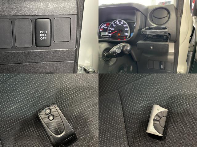 カスタム RS 4WD 社外ナビ バックカメラ 社外エンジンスターター スマートキー オートエアコン(8枚目)