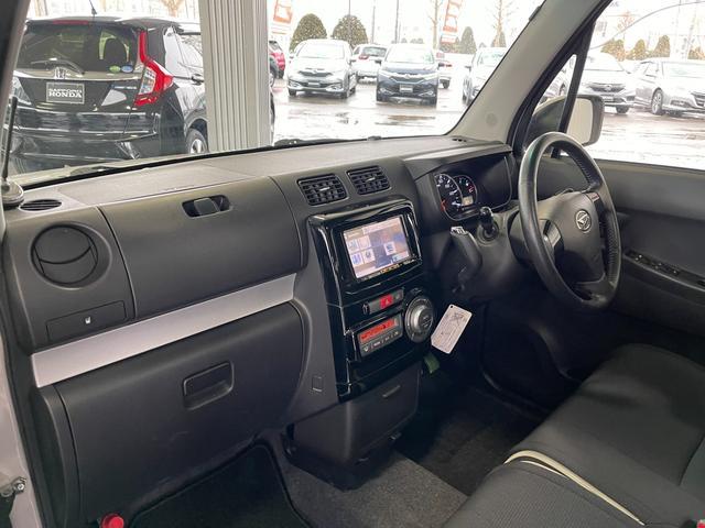 カスタム RS 4WD 社外ナビ バックカメラ 社外エンジンスターター スマートキー オートエアコン(49枚目)