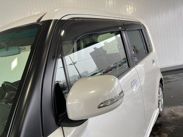 カスタム RS 4WD 社外ナビ バックカメラ 社外エンジンスターター スマートキー オートエアコン(64枚目)