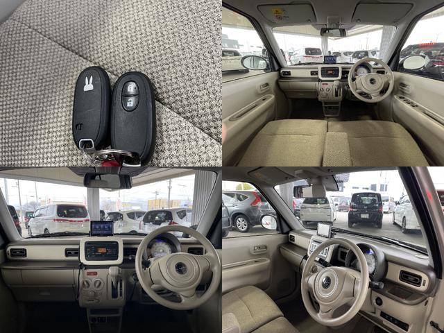 L 4WD 純正オーディオ パナソニックゴリラナビ スマートキーシステム 衝突被害軽減システム 横滑り防止機能 アイドリングストップ シートヒーター(78枚目)