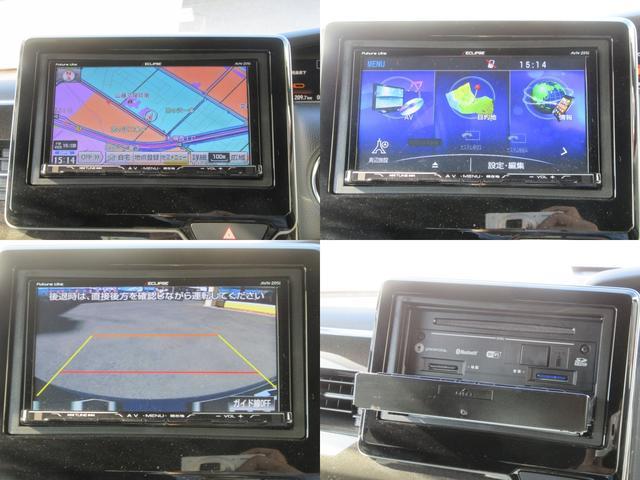 G・Lターボホンダセンシング 4WD 社外ナビ フルセグ バックカメラ サイドエアバッグ LEDヘッドライト 両側電動スライド DVD Bluetooth対応(6枚目)