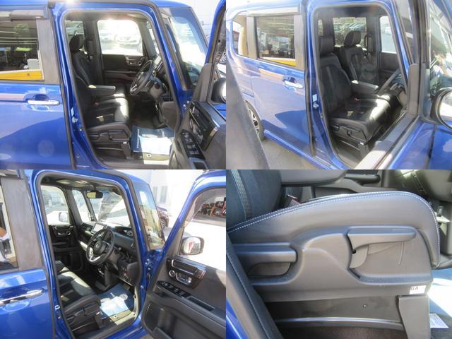 G・Lターボホンダセンシング 4WD 社外ナビ フルセグ バックカメラ サイドエアバッグ LEDヘッドライト 両側電動スライド DVD Bluetooth対応(7枚目)