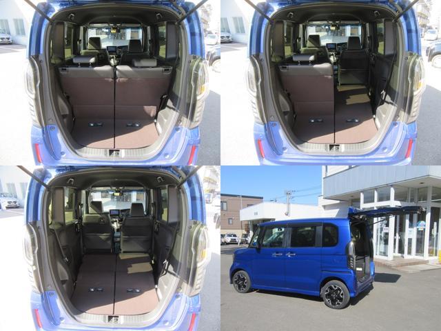 G・Lターボホンダセンシング 4WD 社外ナビ フルセグ バックカメラ サイドエアバッグ LEDヘッドライト 両側電動スライド DVD Bluetooth対応(9枚目)