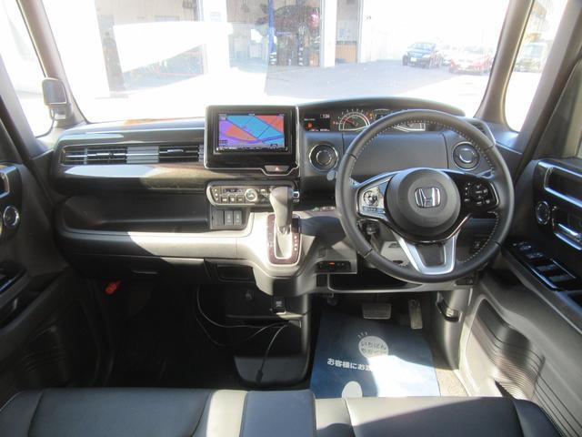 G・Lターボホンダセンシング 4WD 社外ナビ フルセグ バックカメラ サイドエアバッグ LEDヘッドライト 両側電動スライド DVD Bluetooth対応(19枚目)