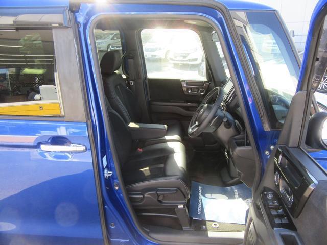 G・Lターボホンダセンシング 4WD 社外ナビ フルセグ バックカメラ サイドエアバッグ LEDヘッドライト 両側電動スライド DVD Bluetooth対応(45枚目)