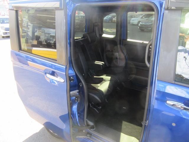 G・Lターボホンダセンシング 4WD 社外ナビ フルセグ バックカメラ サイドエアバッグ LEDヘッドライト 両側電動スライド DVD Bluetooth対応(53枚目)