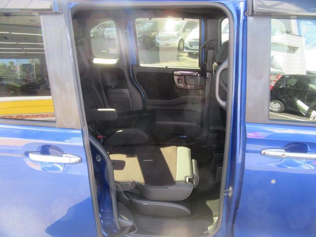 G・Lターボホンダセンシング 4WD 社外ナビ フルセグ バックカメラ サイドエアバッグ LEDヘッドライト 両側電動スライド DVD Bluetooth対応(54枚目)