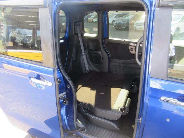 G・Lターボホンダセンシング 4WD 社外ナビ フルセグ バックカメラ サイドエアバッグ LEDヘッドライト 両側電動スライド DVD Bluetooth対応(56枚目)