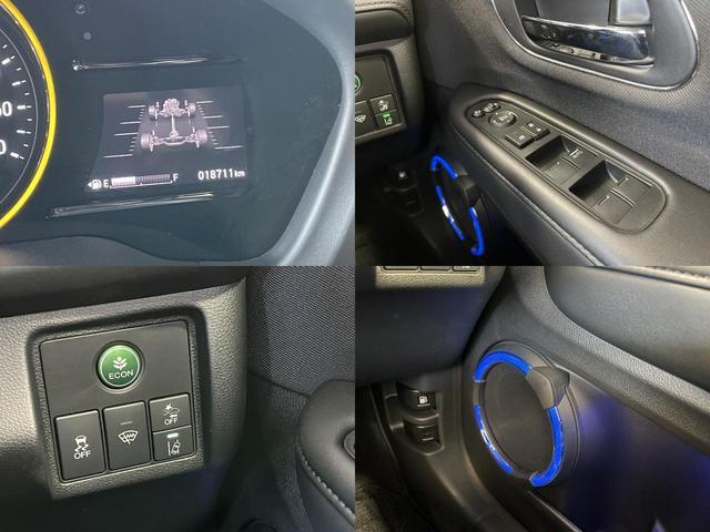 X・ホンダセンシング 4WD 純正ナビゲーション フルセグTV バックカメラ ETC車載器 サイドエアバッグ スマートキー 前車追従機能 踏み間違え防止機能 フロントガラス熱線(8枚目)
