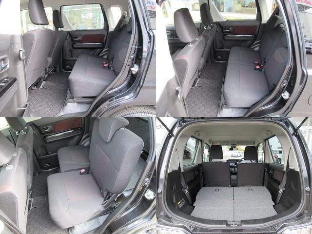 ハイブリッドT 4WD 衝突軽減ブレーキ エンジンスターター メモリーナビ ワンセグチューナー DVD ブルートゥースオーディオ シートヒーター LEDヘッドライト 15インチアルミ(11枚目)