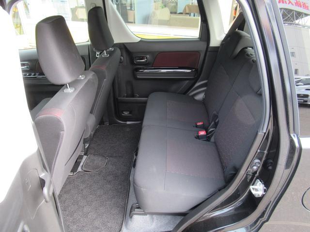 ハイブリッドT 4WD 衝突軽減ブレーキ エンジンスターター メモリーナビ ワンセグチューナー DVD ブルートゥースオーディオ シートヒーター LEDヘッドライト 15インチアルミ(47枚目)