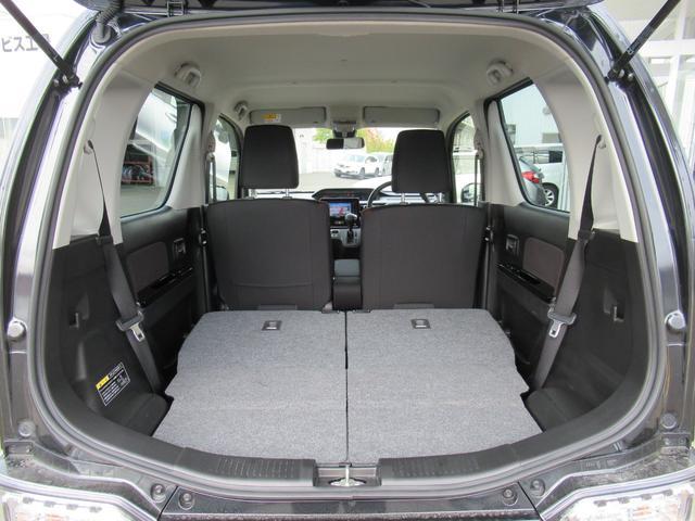 ハイブリッドT 4WD 衝突軽減ブレーキ エンジンスターター メモリーナビ ワンセグチューナー DVD ブルートゥースオーディオ シートヒーター LEDヘッドライト 15インチアルミ(50枚目)