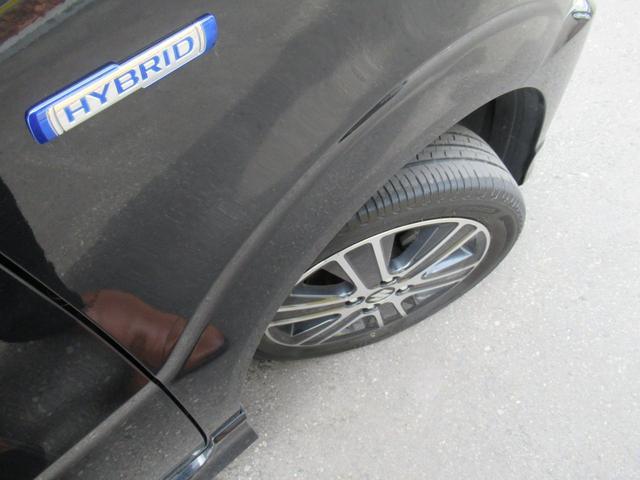 ハイブリッドT 4WD 衝突軽減ブレーキ エンジンスターター メモリーナビ ワンセグチューナー DVD ブルートゥースオーディオ シートヒーター LEDヘッドライト 15インチアルミ(71枚目)