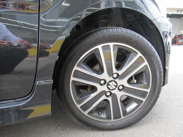 ハイブリッドT 4WD 衝突軽減ブレーキ エンジンスターター メモリーナビ ワンセグチューナー DVD ブルートゥースオーディオ シートヒーター LEDヘッドライト 15インチアルミ(72枚目)