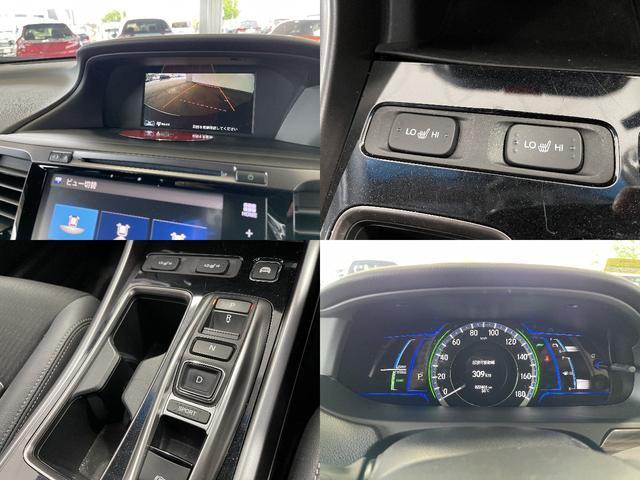 EX HondaSENSING 純正ナビゲーション ハーフレザーシート ETC車載器 LEDヘッドライト スマートキー フルセグTV(6枚目)