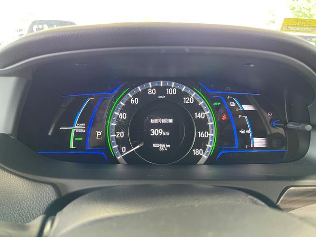 EX HondaSENSING 純正ナビゲーション ハーフレザーシート ETC車載器 LEDヘッドライト スマートキー フルセグTV(24枚目)