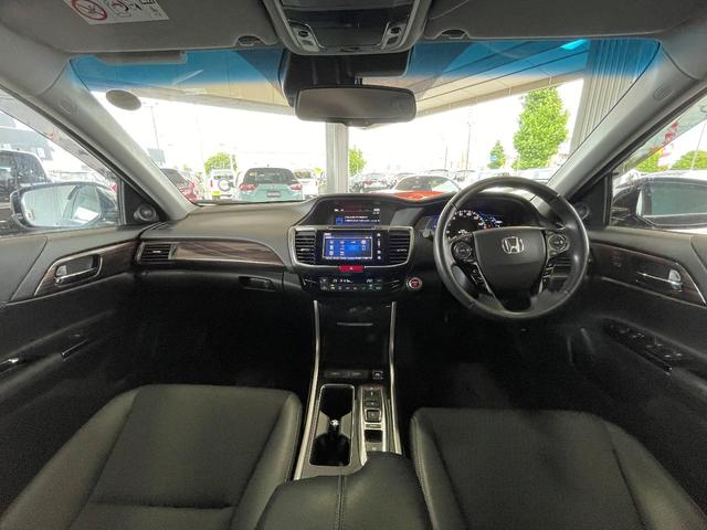 EX HondaSENSING 純正ナビゲーション ハーフレザーシート ETC車載器 LEDヘッドライト スマートキー フルセグTV(36枚目)