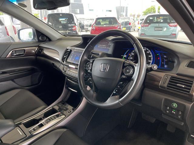 EX HondaSENSING 純正ナビゲーション ハーフレザーシート ETC車載器 LEDヘッドライト スマートキー フルセグTV(38枚目)