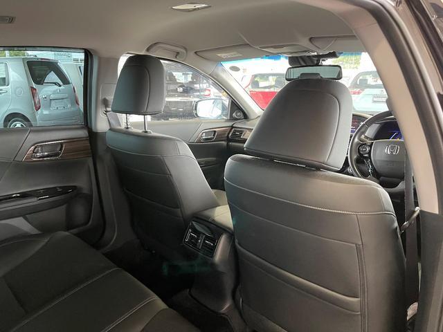 EX HondaSENSING 純正ナビゲーション ハーフレザーシート ETC車載器 LEDヘッドライト スマートキー フルセグTV(42枚目)