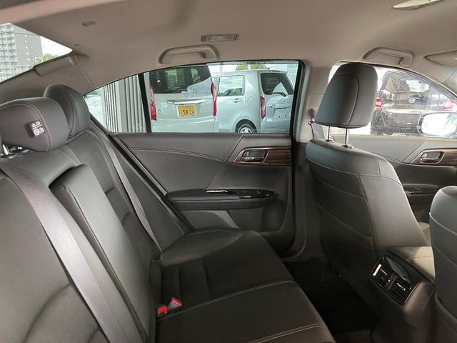 EX HondaSENSING 純正ナビゲーション ハーフレザーシート ETC車載器 LEDヘッドライト スマートキー フルセグTV(43枚目)