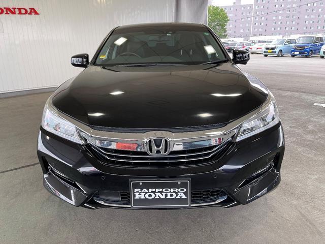 EX HondaSENSING 純正ナビゲーション ハーフレザーシート ETC車載器 LEDヘッドライト スマートキー フルセグTV(49枚目)