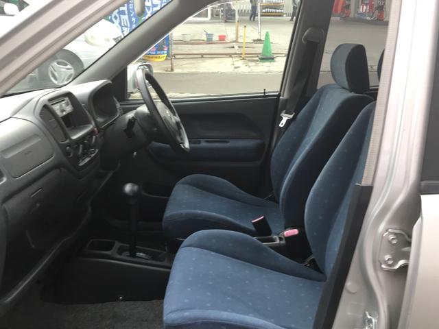 Bターボ 4WD 軽自動車 フロアAT 保証付(11枚目)