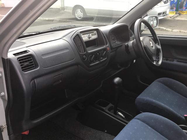 Bターボ 4WD 軽自動車 フロアAT 保証付(12枚目)