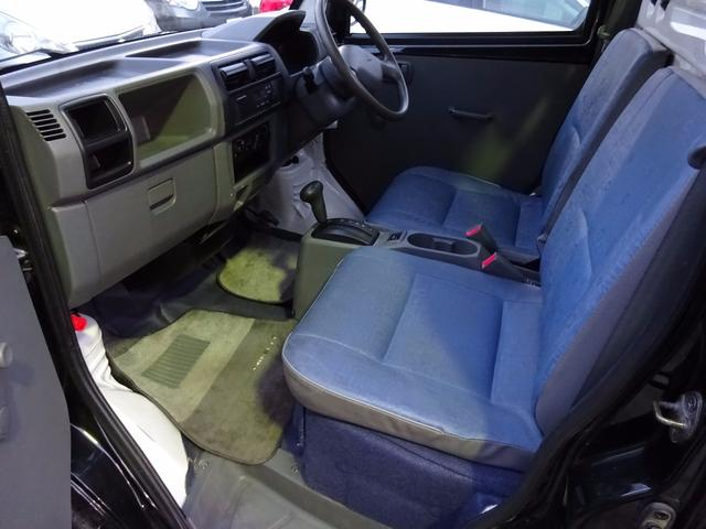 三菱 ミニキャブトラック Vタイプ 4WD  AT パワステ